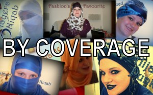 by coverage