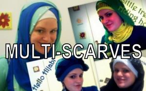 MULTI-SCARVES