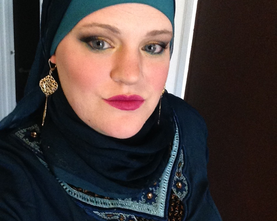 how to look good in hijab